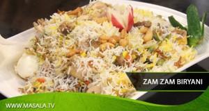 Zam Zam Biryani by Shireen Anwar