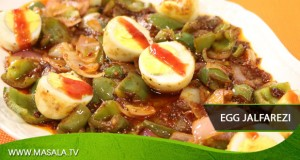 Egg Jalfarezi by Zubaida Tariq
