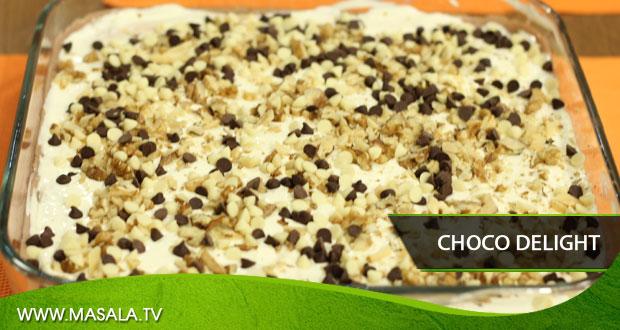 Choco delight by zubaida tariq masala tv choco delight by zubaida tariq forumfinder Gallery