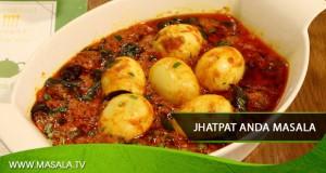 Jhatpat Anda Masala by Shireen Anwar