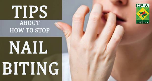 7 Tips About How To Stop Nail Biting
