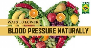 7 Ways To Lower Blood Pressure Naturally