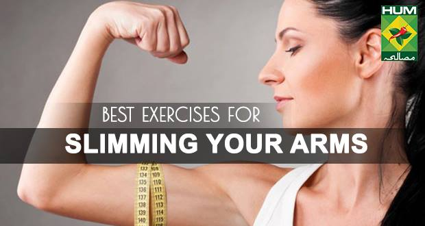 Best Exercises For Slimming Your Arms