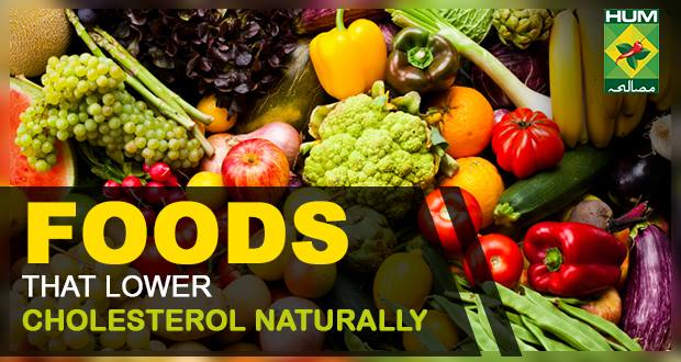 7 Foods That Lower Cholesterol Naturally