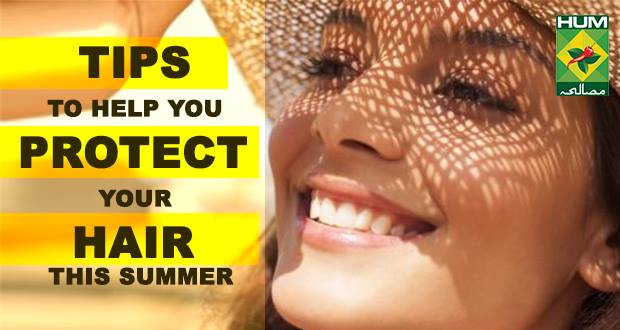 5 Tips To Help You Protect Your Hair This summer