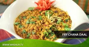 Fry Chana Daal By Rida Aftab