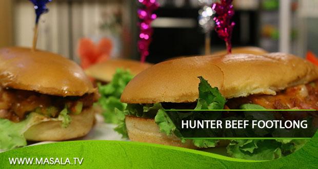 Hunter Beef Footlongs By Shireen Anwar