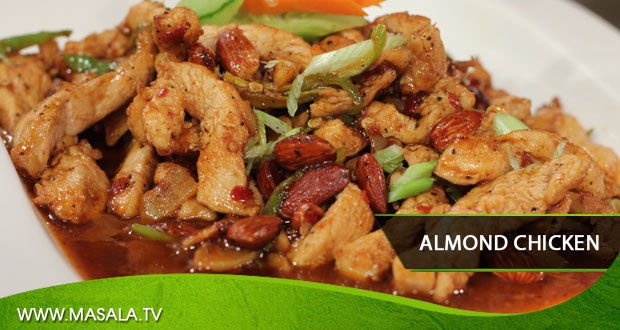 Almond Chicken by Chef Gulzar