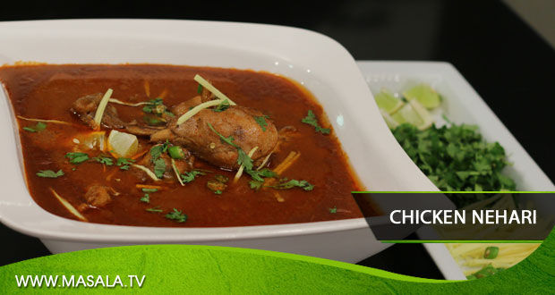 Chicken Nihari by Chef Gulzar