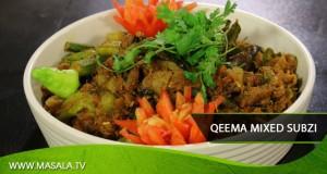 Qeema Mixed Subzi by Rida Aftab