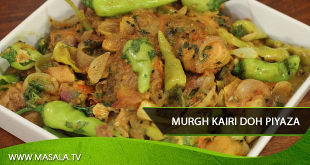 Murgh Kairi Doh Piyaza