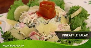 Pineapple Salad by Rida Aftab