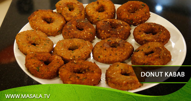 Donut Kabab by Shireen Anwar