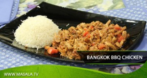 Bangkok BBQ Chicken by Shireen Anwar
