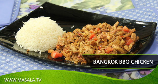 Bangkok BBQ Chicken by Shireen Anwar