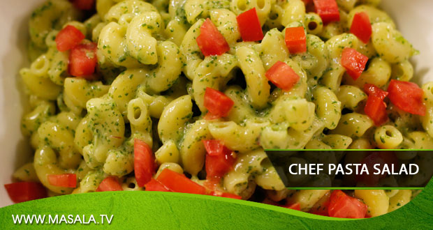 Chef Pasta Salad by Tahir Chaudhary