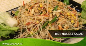 Rice Noodle Salad by Shireen Anwar