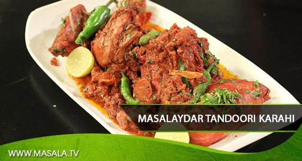 Masalaydar Tandoori Karahi By Rida Aftab's