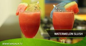 Watermelon Slush By Zubaida Tariq