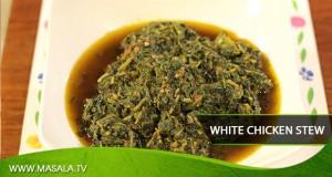 White Chicken Stew By Rida Aftab's