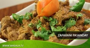 Zafarani Pasanday bY Rida Aftab
