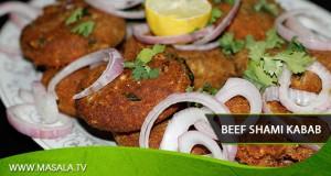 Beef Shami Kabab By Zubaida Tariq