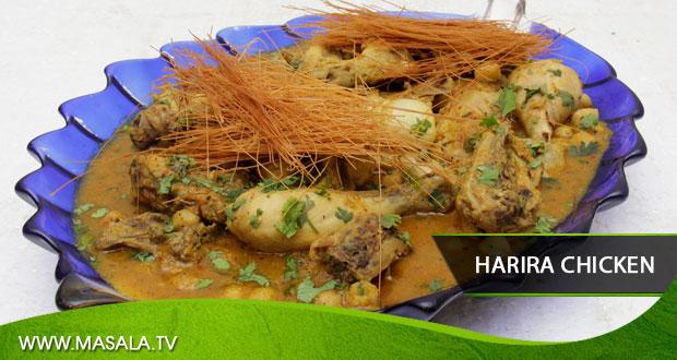 Harira Chicken by Zarnak Sidhwa