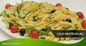 Cold Pasta Salad by Zarnak Sidhwa
