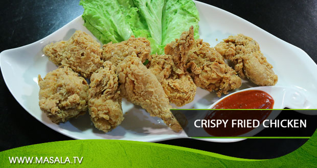 Crispy Fried Chicken by Gulzar Hussain