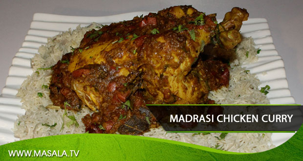 Madrasi Chicken Curry by Zarnak Sidhwa