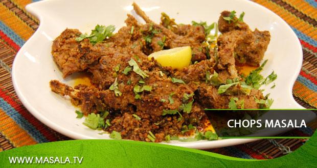 Chops Masala by Zubaida Tariq