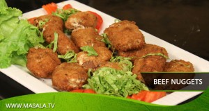 Beef Nuggets by Gulzar Hussain