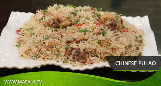 Chinese Pulao by Gulzar Hussain