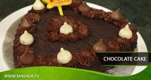 Chocolate Cake by Zarnak Sidhwa