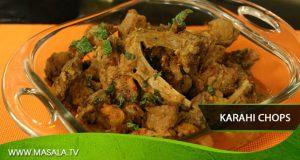 Karahi Chops by Rida Aftab