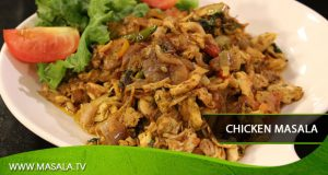 Chicken Masala by Rida Aftab