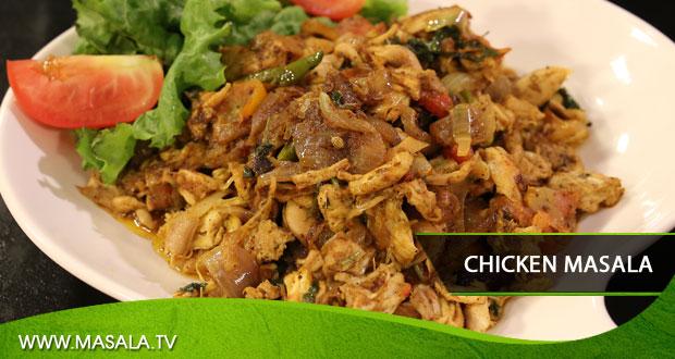 Chicken Masala by Rida Aftab