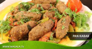 Pan Kabab by Rida Aftab
