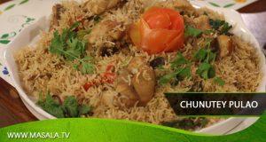 Chunutey Pulao by Rida Aftab