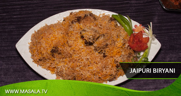 Jaipur Biryani by Shireen Anwar
