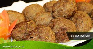 Gola Kabab By Rida Aftab