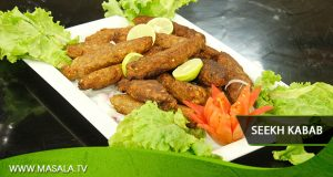 Seekh Kabab By Shireen Anwar