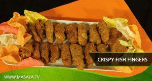 Crispy Fish Fingers By Zubaida Tariq