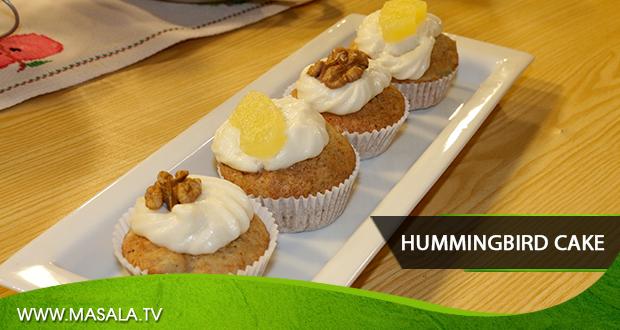 Hummingbird Cupcakes By Zarnak Sidhwa
