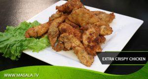 Extra Crispy Chicken By Rida Aftab