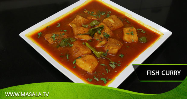Fish Curry By Chef Gulzar Hussain