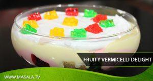 Fruity Vermicelli Delight