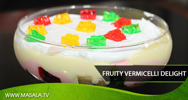 Fruity Vermicelli Delight