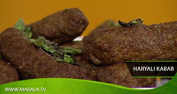 Haryali Kabab By Zubaida Tariq