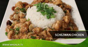 Schezwan Chicken By Zarnak Sidhwa